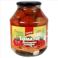 Tomatoes 'Ulan' Home Spicy No3 1.7L