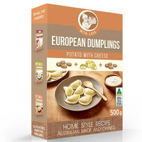 Dumplings 'Granny' Potato and Cheese 0.5kg