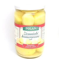 Vegetables 'Polan' Potatoes Cooked Whole 680gr