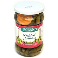 Cucumbers 'Polan' Pickled Gherkins Small Jar 315gr