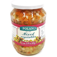 Vegetables 'Polan' Mixed Dice 680gr