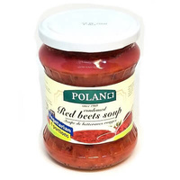 Soup 'Polan' Red Beets/Borscht 460gr