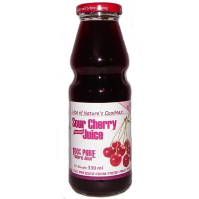 Juice NG 330ml Sour Cherry